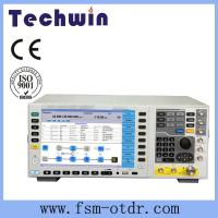 Buy cheap Techwin Brand Vector Automotive Signal Generator TW4400 from wholesalers
