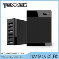 Buy cheap 6 port USB Charger Rapid Charge For Cellphone for iPad And More - Powerful Smart USB Charg from wholesalers
