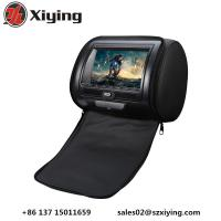 Buy cheap Xiying HD 2x7 Stylish Digital Screen Car Headrest DVD Player with Zipper Cover from wholesalers