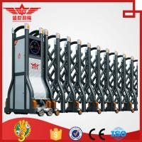 Buy cheap Auto extending gate electric retractable sliding doors with remote control L1520 from wholesalers