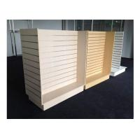 Buy cheap Customized Slatwall Display Units , Store Display Shelving For Sport Clothing Shop from wholesalers