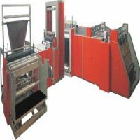 Buy cheap Full Automatic Nonwoven Bag Cutting and Sewing Machine (NWSDC650) from wholesalers