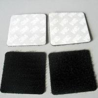 3M adhesive backed strong sticky  velcro squares