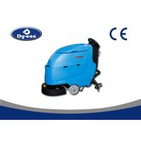 Buy cheap Automatic Compact Floor Scrubber Machine , Commercial Floor Cleaning Equipment from wholesalers