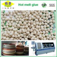 Buy cheap EVA Based Hot Melt Edge Banding Adhesive For Structure Bonding , Plastic , Toys , Metal from Wholesalers