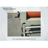 Buy cheap Leyenda 1600mm Laminating Electric Cold Laminator Anti - Corrosion High Accuracy product