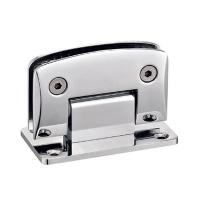 Buy cheap Heavy duty glass door hinge for wet rooms from wholesalers