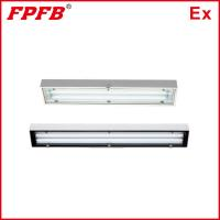 Buy cheap BHY explosion proof front access fluorescent light  tube light from wholesalers