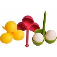 Buy cheap Easy To Cooking Food Grade Silicone Egg Poach Frame Silicone Egg Mold from wholesalers