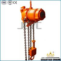 Buy cheap Explosion proof air powered hoist from wholesalers