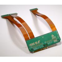 Buy cheap PCB Assembly Rigid Flex Circuit Board FR4 + Polyimide Material from wholesalers