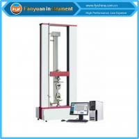 Buy cheap Electronic Tensile Testing Machine from wholesalers