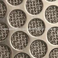 Buy cheap Stainless Steel Sintered Wire Mesh for Filtration, 5 or 7 Layers, Small Orders are Accepted from wholesalers
