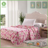 Buy cheap High Quality Adult King Size Printing Polar Fleece Blanket For Home from wholesalers