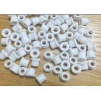 Buy cheap High Strength Alumina Ceramic Parts Eyelet Guide For Textile Machinery from wholesalers