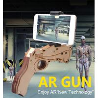 Buy cheap New Fashion Product Bluetooth AR Toy Gun 3D Gaming Controller Gamepad for Mobile Games Suit for IOS Android from wholesalers