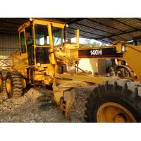 Buy cheap used Motor Grader CAT 140H/caterpillar 140H grader from wholesalers