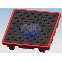 Buy cheap Professional Plastic Rotational Moulding For LLDPE Drum Pallets / Containment Pallets from wholesalers