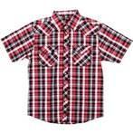 Buy cheap Nice - look short sleeve plaid shirts, short sleeve plaid shirts, children polo shirts from wholesalers