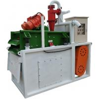 Buy cheap Good Connections Mud Recycling System With Alloy Impeller And Shell product