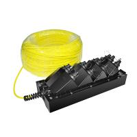 Buy cheap H MiniSC Connector Fiber Optic Cable Assemblies FTTX Optical Terminal Enclosure product