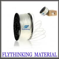 Buy cheap White 1.75mm PLA 3D Printer Filament Environmental Friendly 1kg 2.2lb Rolls from wholesalers