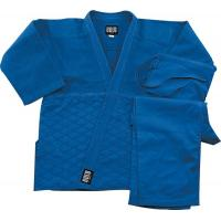 Buy cheap Custom Martial Arts Uniforms double weave judo gi in cotton bamboo fabric from wholesalers