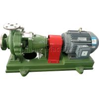 Buy cheap Horizontal Centrifugal Transfer Pump , Food Grade Stainless Steel Edible Oil Pump from wholesalers