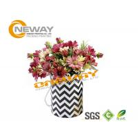 Buy cheap Luxury Rose Delivery Round Flower Paper Box / Personalized Gift Boxes from wholesalers