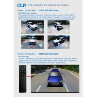 Buy cheap Front And Rear Birds Eye View Car Camera 3d Rotation For Starting , 1080P product