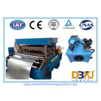 Buy cheap Large K Span roll forming machine For Roofing 8900mm * 2230mm * 2300mm from wholesalers