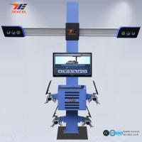 Buy cheap Mobile Truck Wheel AutoWireless Alignment Equipment  Wheel Balancing Professional from wholesalers
