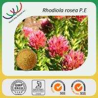 Buy cheap China manufacturer sales best price 5% rosavin rhodiola rosea extract from wholesalers