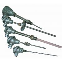 Buy cheap WZP-320 330 321 330 Flanges fabricated thermal resistance, platinum thermocouples, PT100 R from wholesalers
