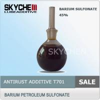 Buy cheap T701 barium petroleum sulphonate  Anti-rust lubricant additive and engine oil additive from wholesalers