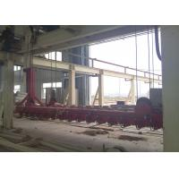 Buy cheap 4.8m mould MINGJIE AAC Block Plant , AAC Block Machine For Fly Ash Brick product