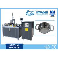 Buy cheap 3 phase 380V Capacitor Discharge Welding Machine SS304 Cookpot Handle Spot Welder from wholesalers