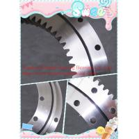 Buy cheap Slewing Gear Bearing Ring used on wind turbine electric generator from wholesalers