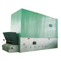 Buy cheap YLW Chain Grate Biomass Wood Pellet Fired Fluid Oil Heaters from wholesalers