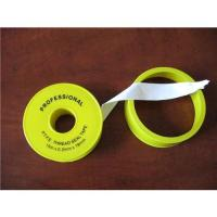 Buy cheap PTFE thread seal tape for brass fitting from wholesalers