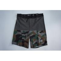 Buy cheap Cool Stretch Camo Design Mens Swim Trunks With 4 Way Stretch Fabric from wholesalers