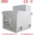 Buy cheap High voltage brushless alternator 400KW-3000KW AC alternator for generator from wholesalers