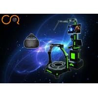 Video Game Virtual Reality Treadmill 32'' Screen With Oculus Glasses