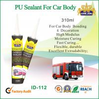 Buy cheap Waterproof Polyurethane Sealants And Adhesives For Car Windshield / Body from wholesalers
