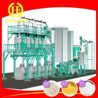Buy cheap maize meal milling machine with best quality and advanced technology for Africa from wholesalers