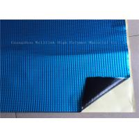 Buy cheap White Square Vibration Damping Mat / Pads For Noise Insulation Fire - Resistance from wholesalers