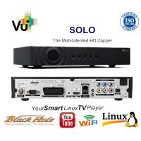 Buy cheap 2014 Spring's Hot Sale Vu+Solo Vu Solo HD Satellite Receiver with WiFi, Vu Solo HD FTA from wholesalers