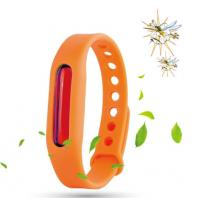 Buy cheap Korean summer ultrasonic bug killer plant essential oil insect repellent bracelet from wholesalers