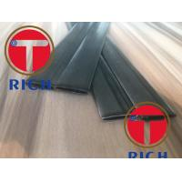 Buy cheap ASTM A179 Pickling Oiled Carbon Steel Elliptical tube Oval Pipes Construction Field from wholesalers