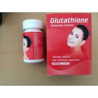 Buy cheap supplement Glutathione whitening perfect white capsule from wholesalers